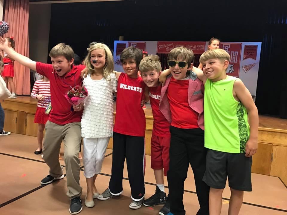 High School Musical Jr. 2017
