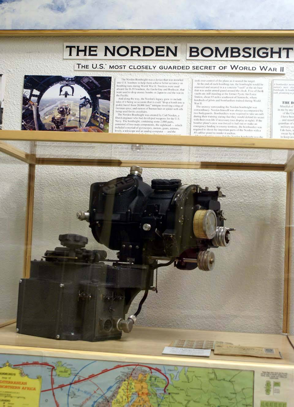 The Norden Bombsight