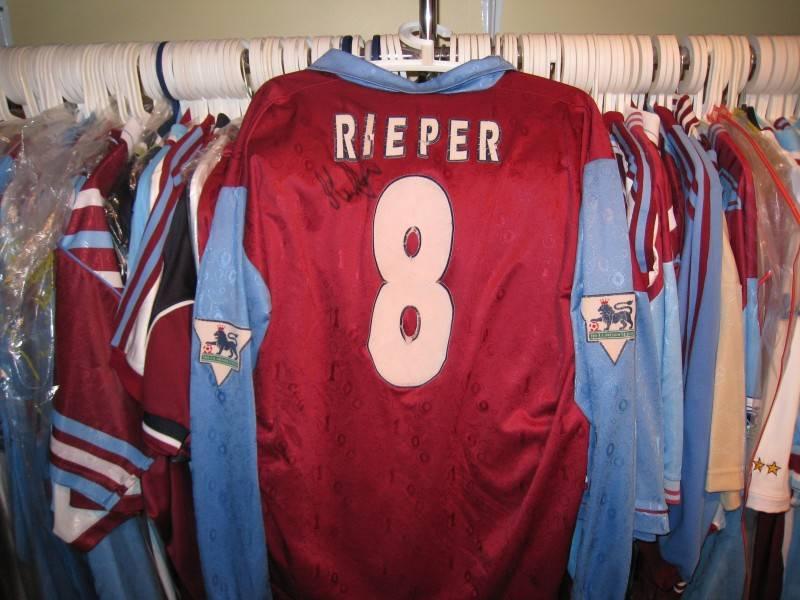 Centenary 1995/96 home shirt