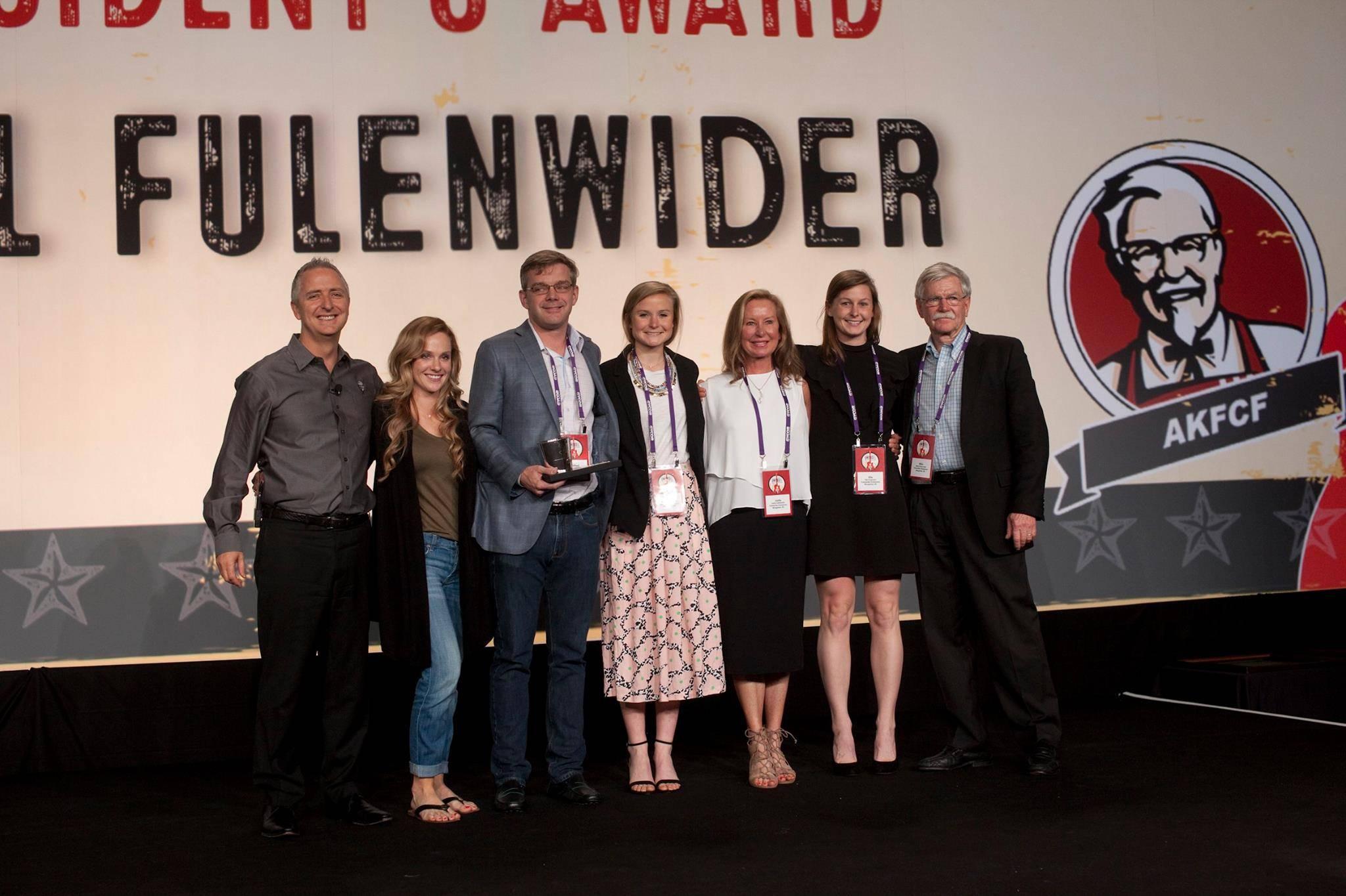KFCC President's Award