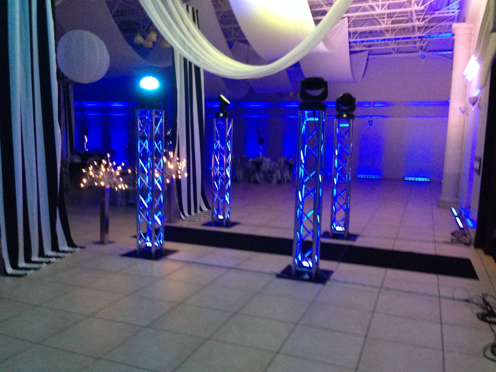 Grand Entrance Effects