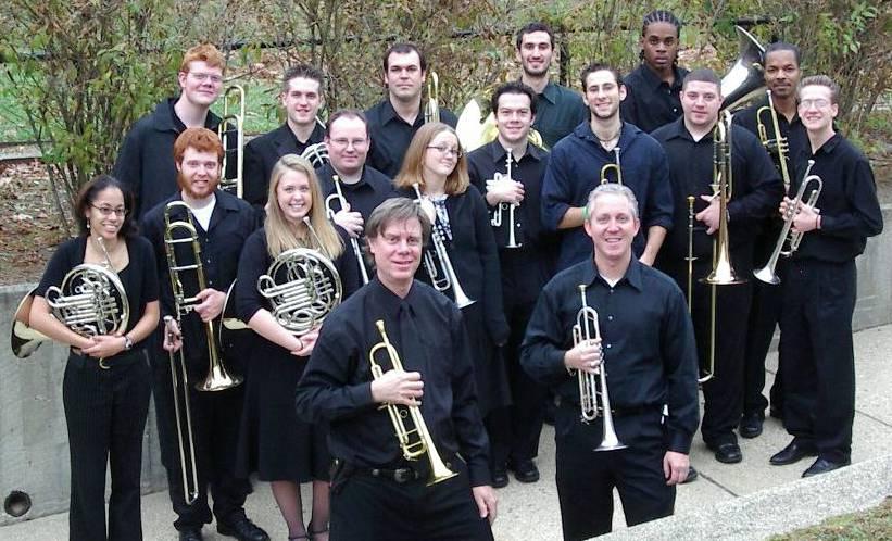 Brooklyn College Brass Ensemble and Long Island Univeristy Brass Ensemble