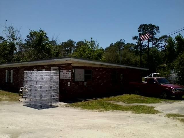 The Trap, 24430 N.E. Hwy 314, Salt springs , Florida, 32134, USA