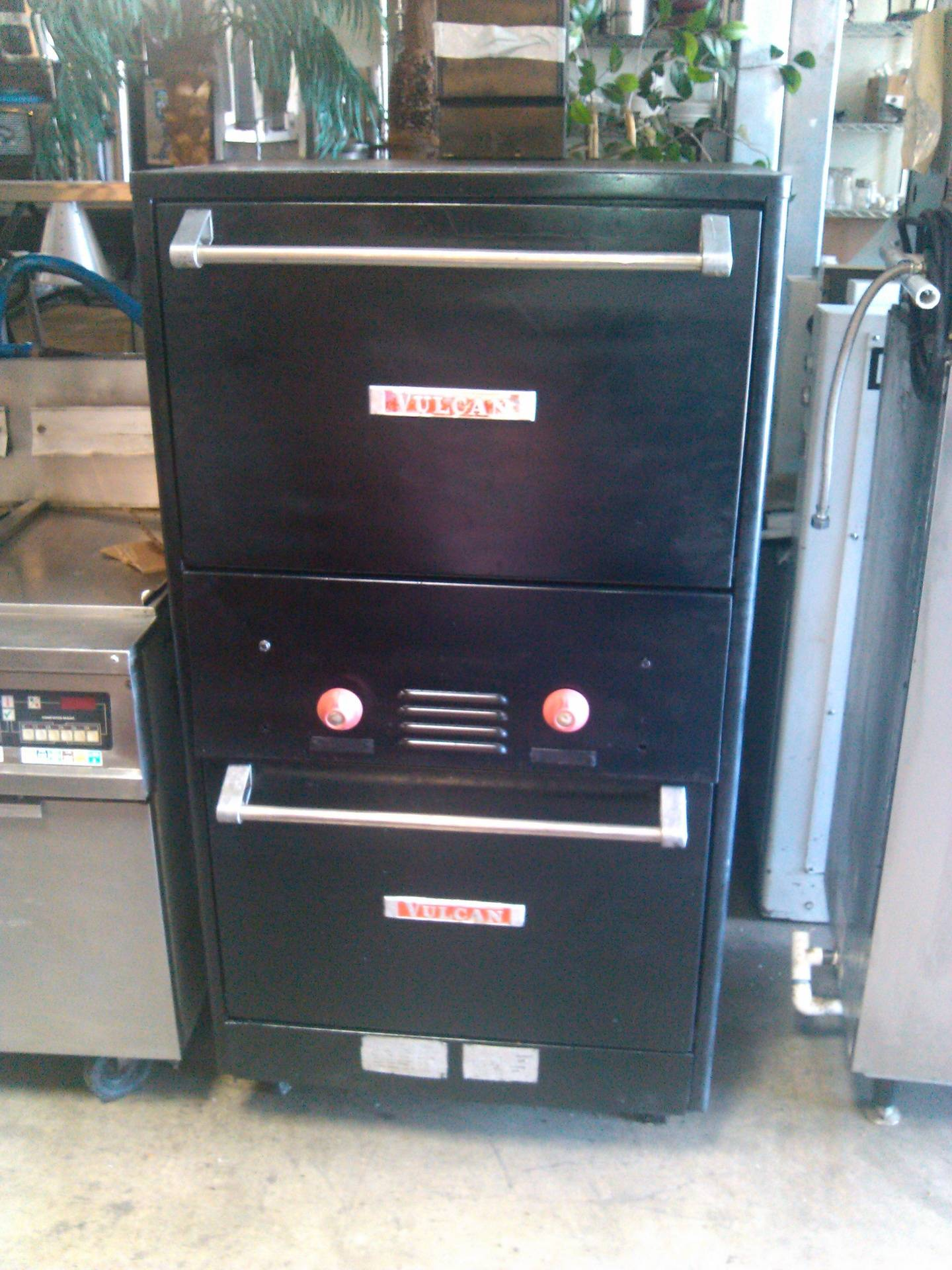 Vulcan Double Deck Oven