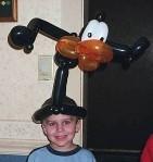 D Duck Hat