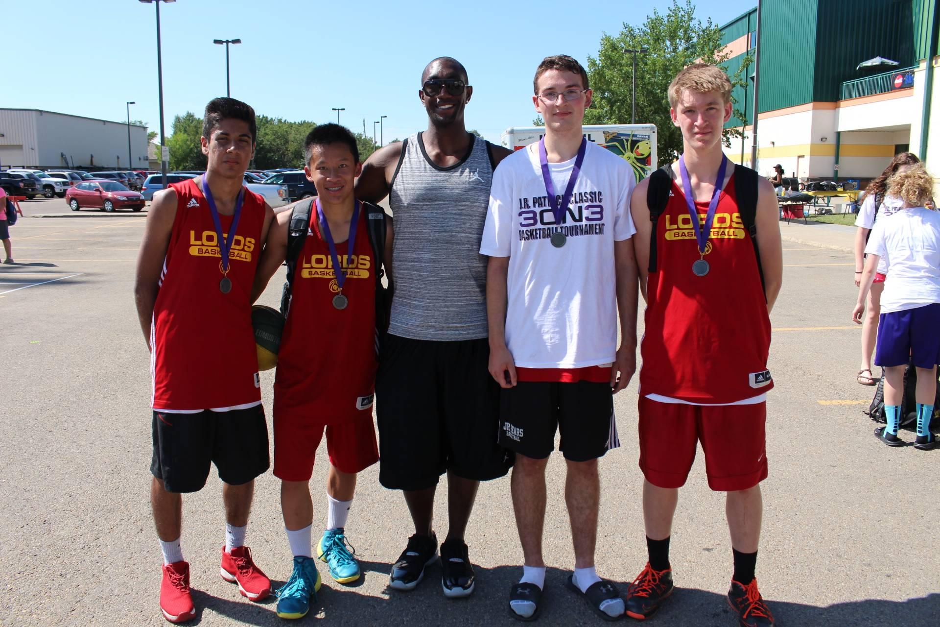 16-17yrs Old Boys Runner's Up Old: KDCS