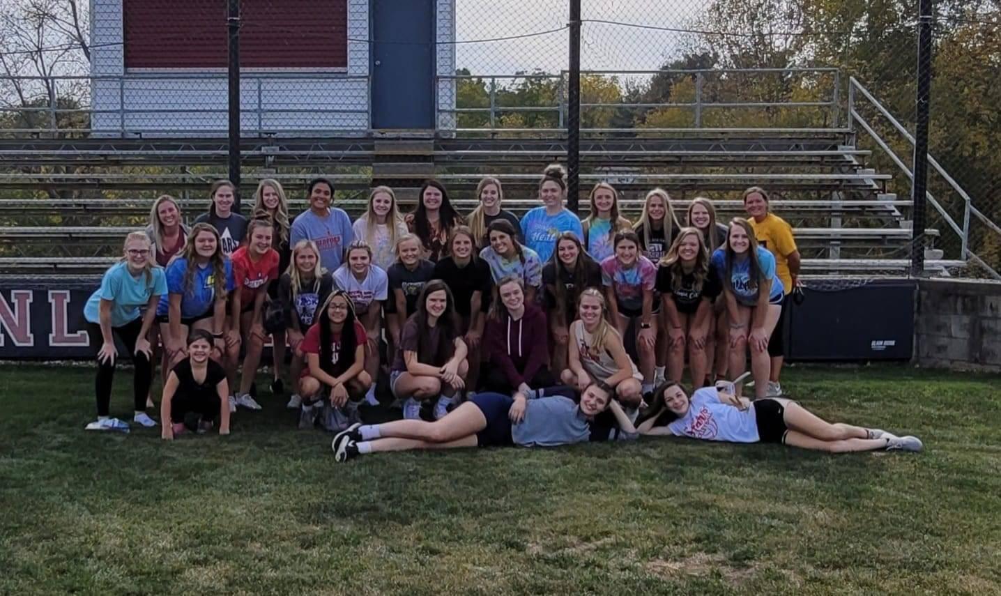 JV & Varsity Women's Volleyball Teams