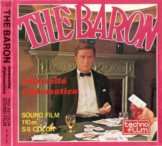 The Baron - Diplomatic Immunity