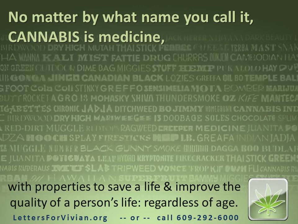 Cannabis is Medicine, No Matter What you call it