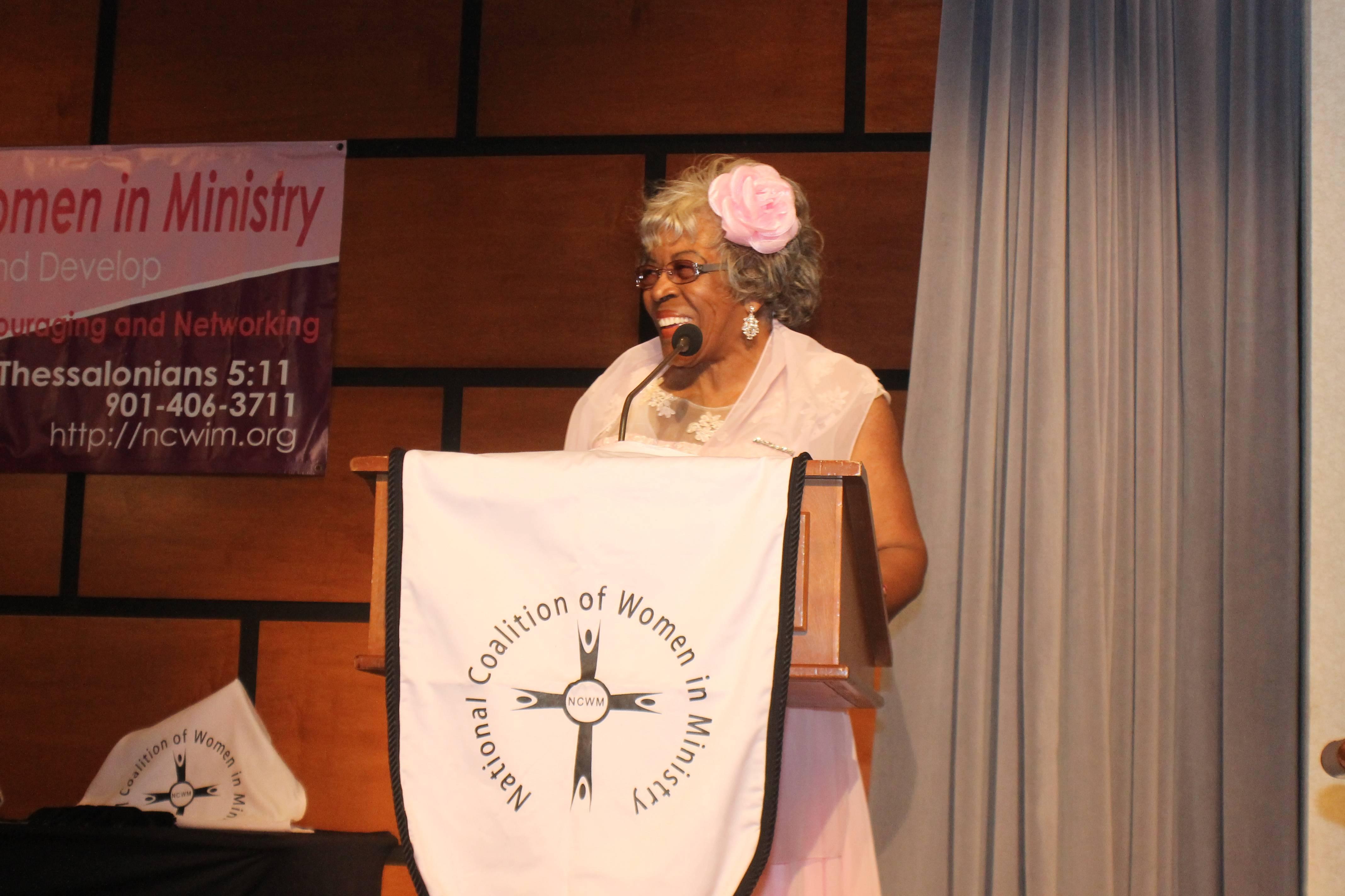 Dr. Evelyn Taylor, Member NCWM