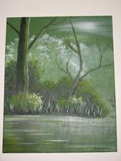 Monchromatic Landscape