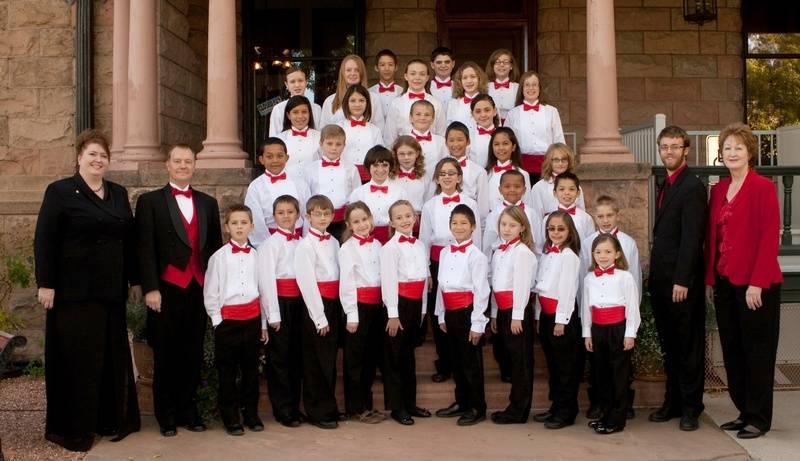 Concert Choir 2011-2012- 16th Season Photo