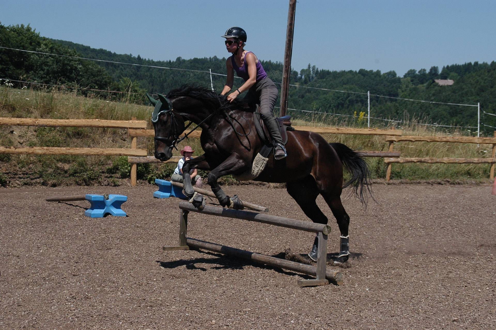 CR Update Clinics day 4 and everyone wants to jump!