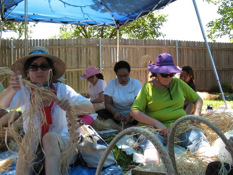 Hot day in the sun making kupeʻe
