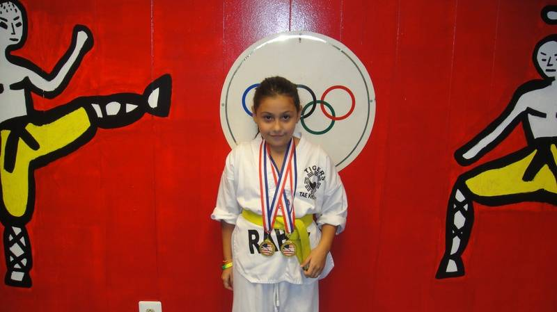 Crystal Palacios 1 place fighting 1 place breaking