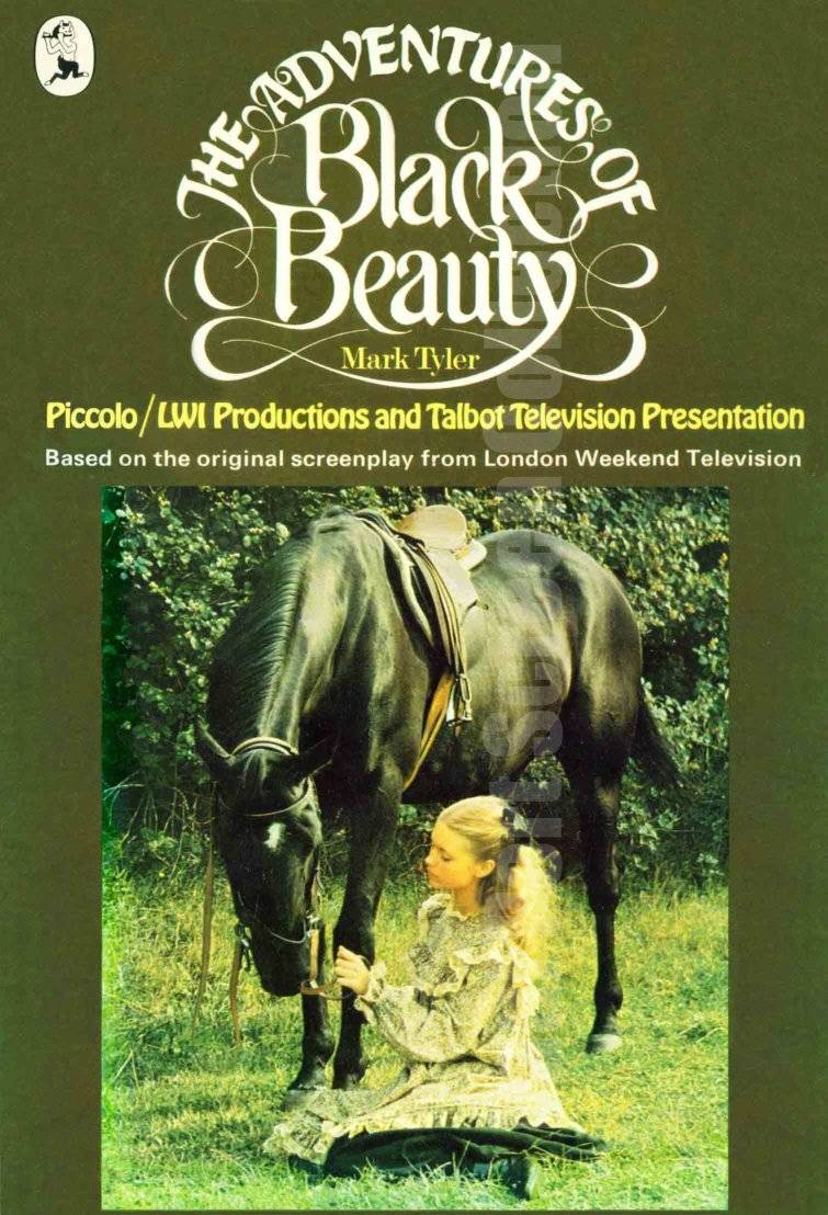 The Adventures of Black Beauty by Mark Tyler