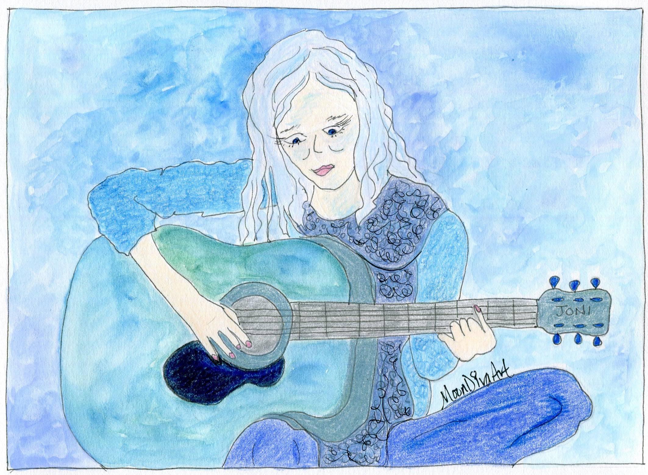 Joni Blue