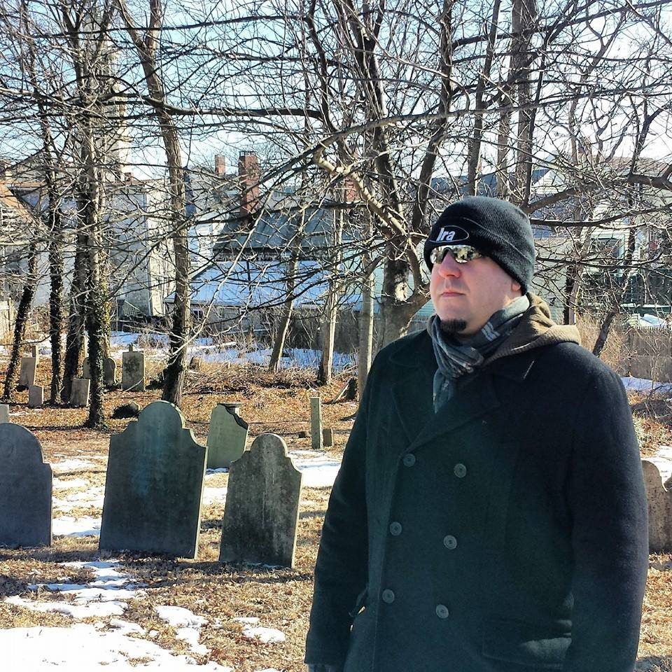 Marc in Old Burying Point - Salem