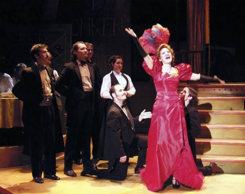 Hello, Dolly!, Chemainus Theatre, Summer 2002