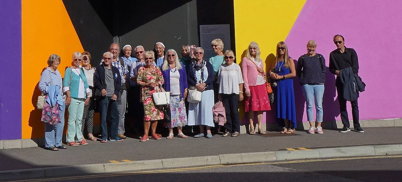 Group Outing to Eastbourne
