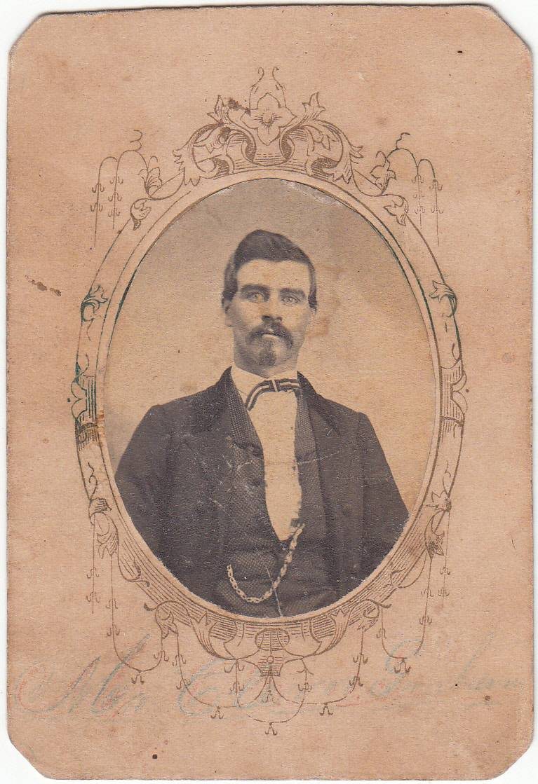 J. M. Ecker, photographer of New Albany, IN