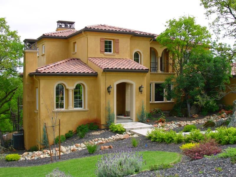 Exterior Painting - Color