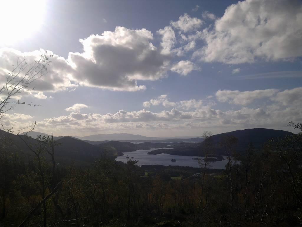 A lovely walk to Bremst�len