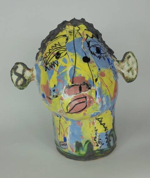 Mary Jones Ceramics. A bit dizzy afterwards.