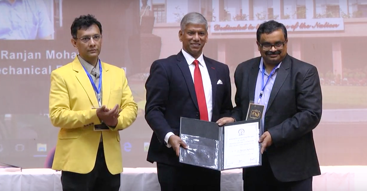 Shyamal Ghosh and Sunanda Ghosh Chair Professor Award