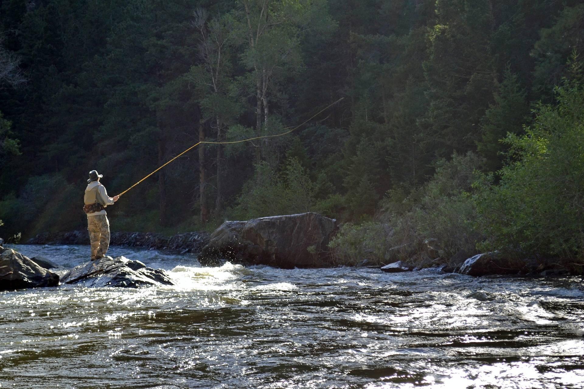 River Casting 2