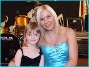 Fhiona & Caitlin Hosie from Aberdeen.