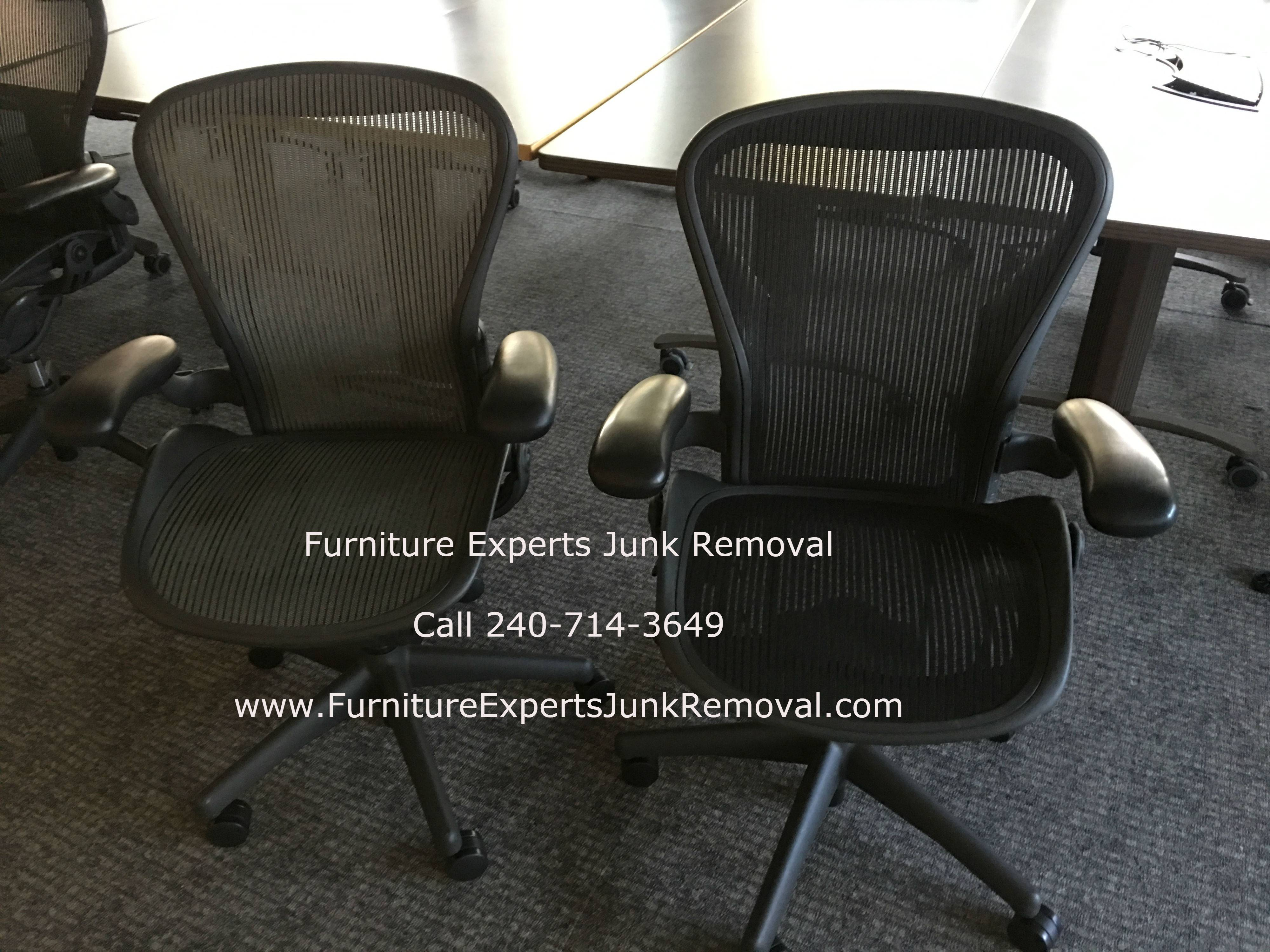 Junk office furniture removal in herndon VA