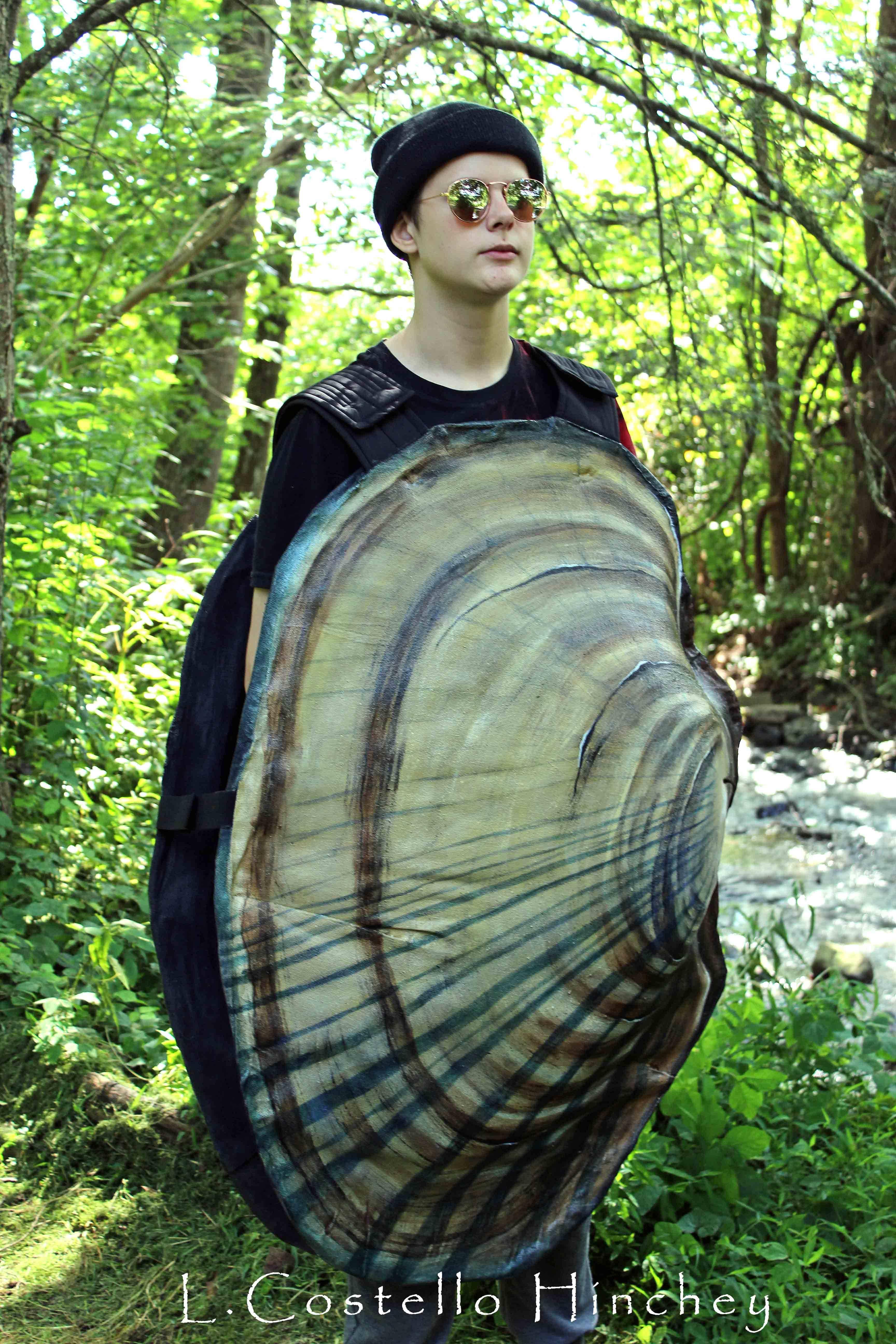 Tidewater Mucket Mussel Costume www.chstudios.net