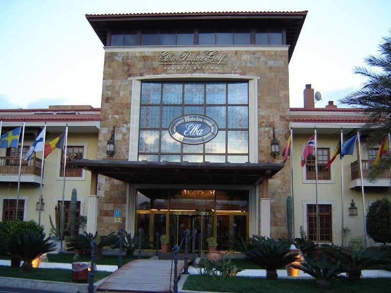 The Golf Clubhouse Hotel