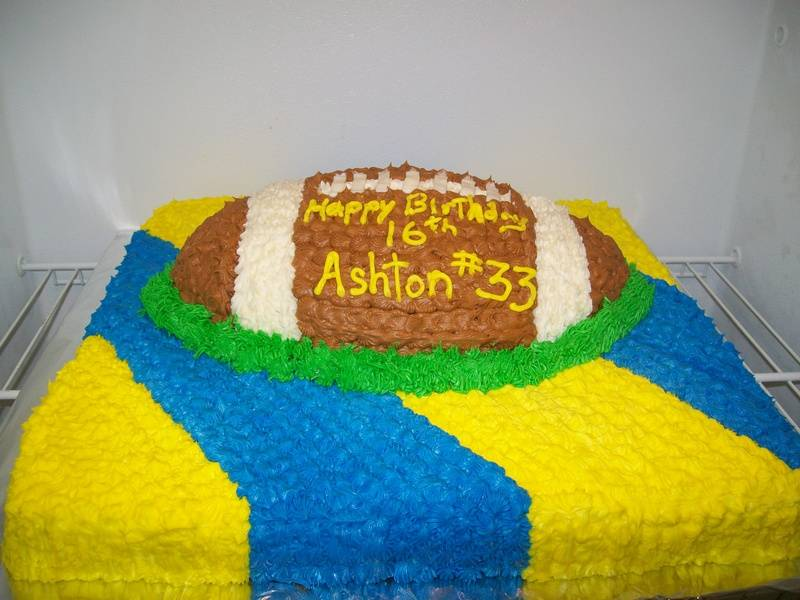 Football Birthday