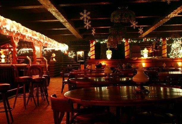 Bar Area Decorations