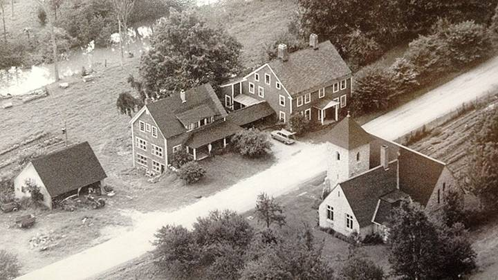 Josiah Wood Home Restoration