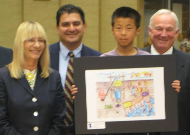 Andrew Zhang, Age 10