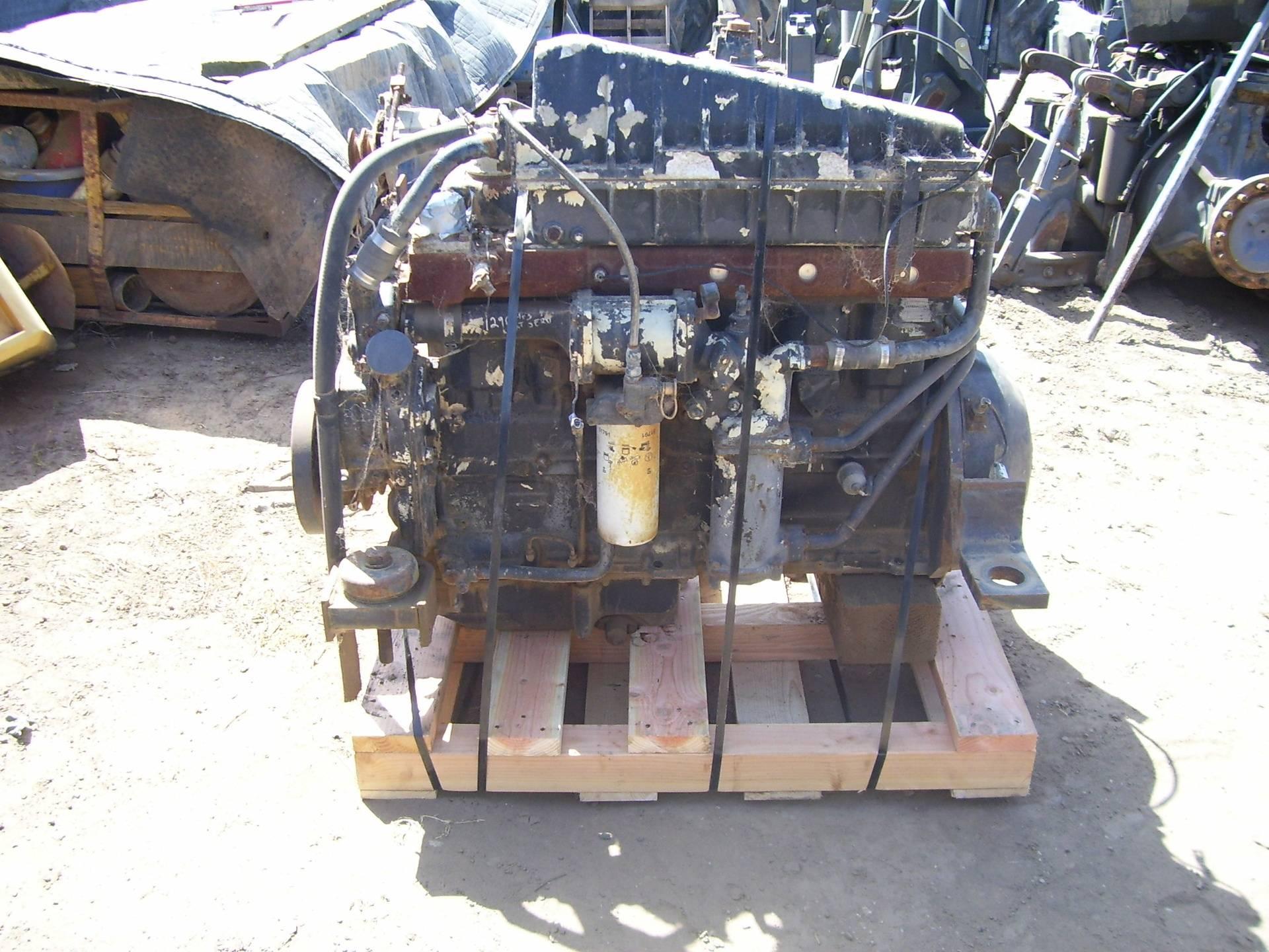 65A Thru 65C 3306B Running Core Engine