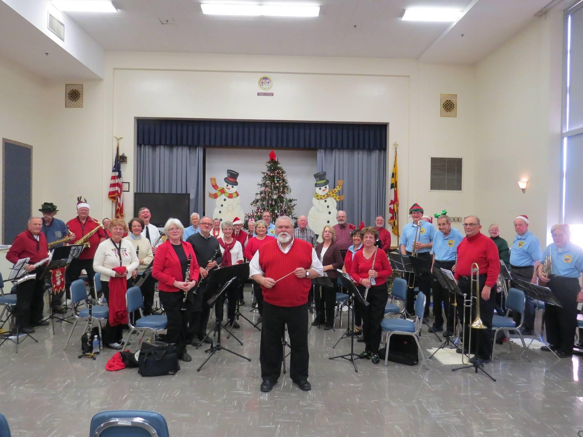 Band at Western MD Hospital