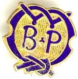 1932 - 1968 Sea Ranger Captain Warrant Badge