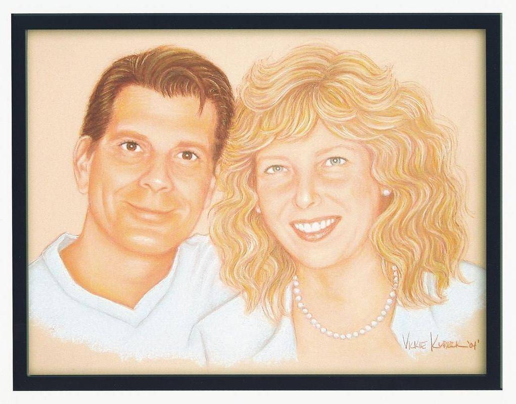 Mark and Anne