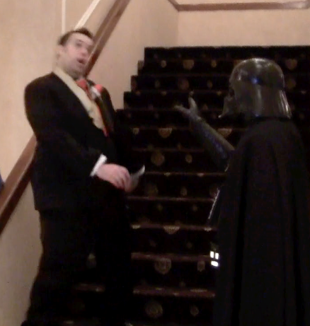 """""""I find your lack of commitment disturbing"""""""