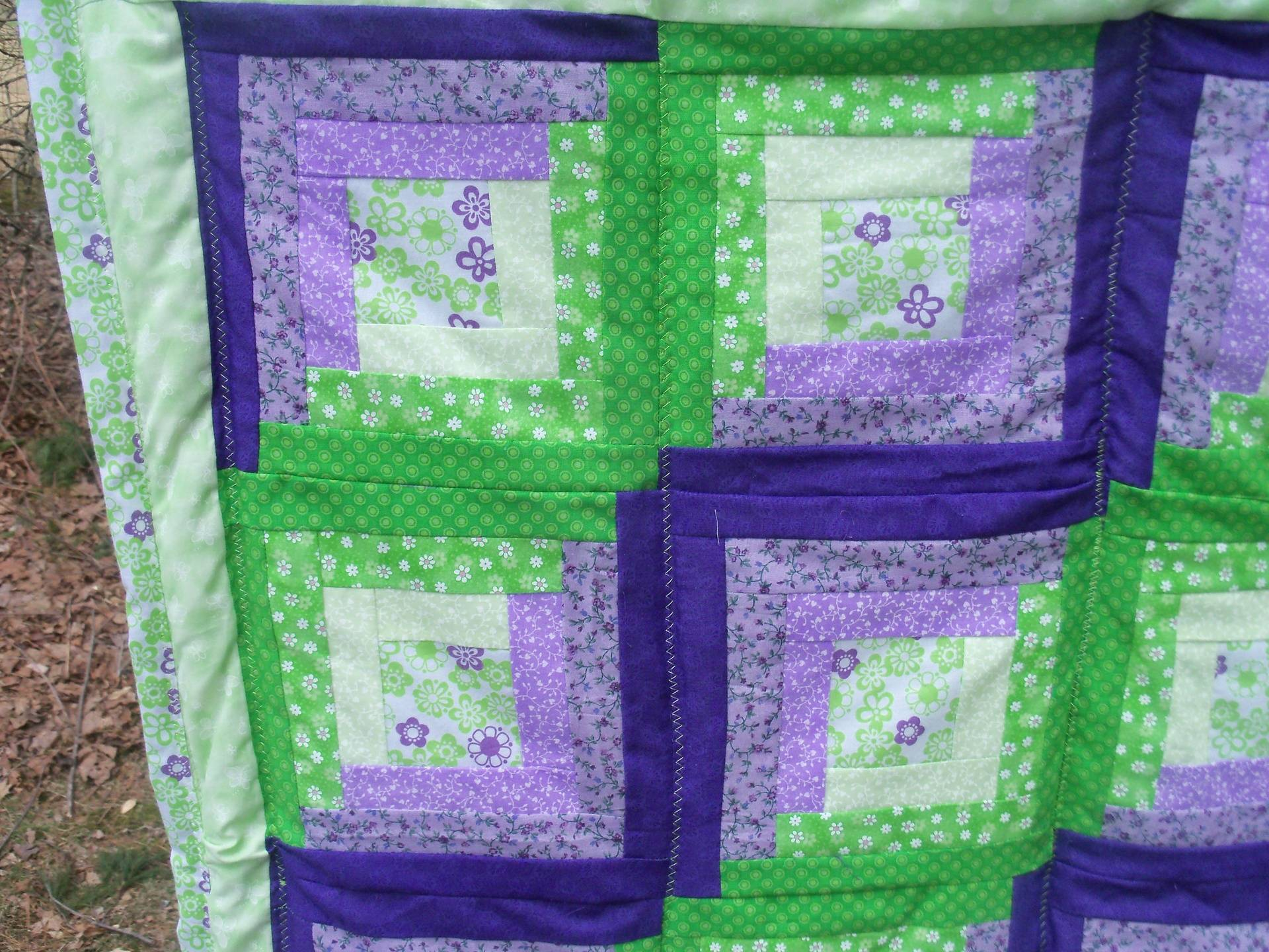 Two Sisters, Two Cancers, Two Quilts