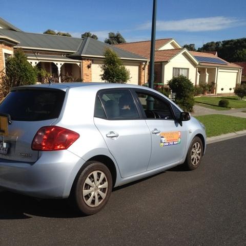 Driving School St Kilda - Toyota Corolla Hatch - Automatic