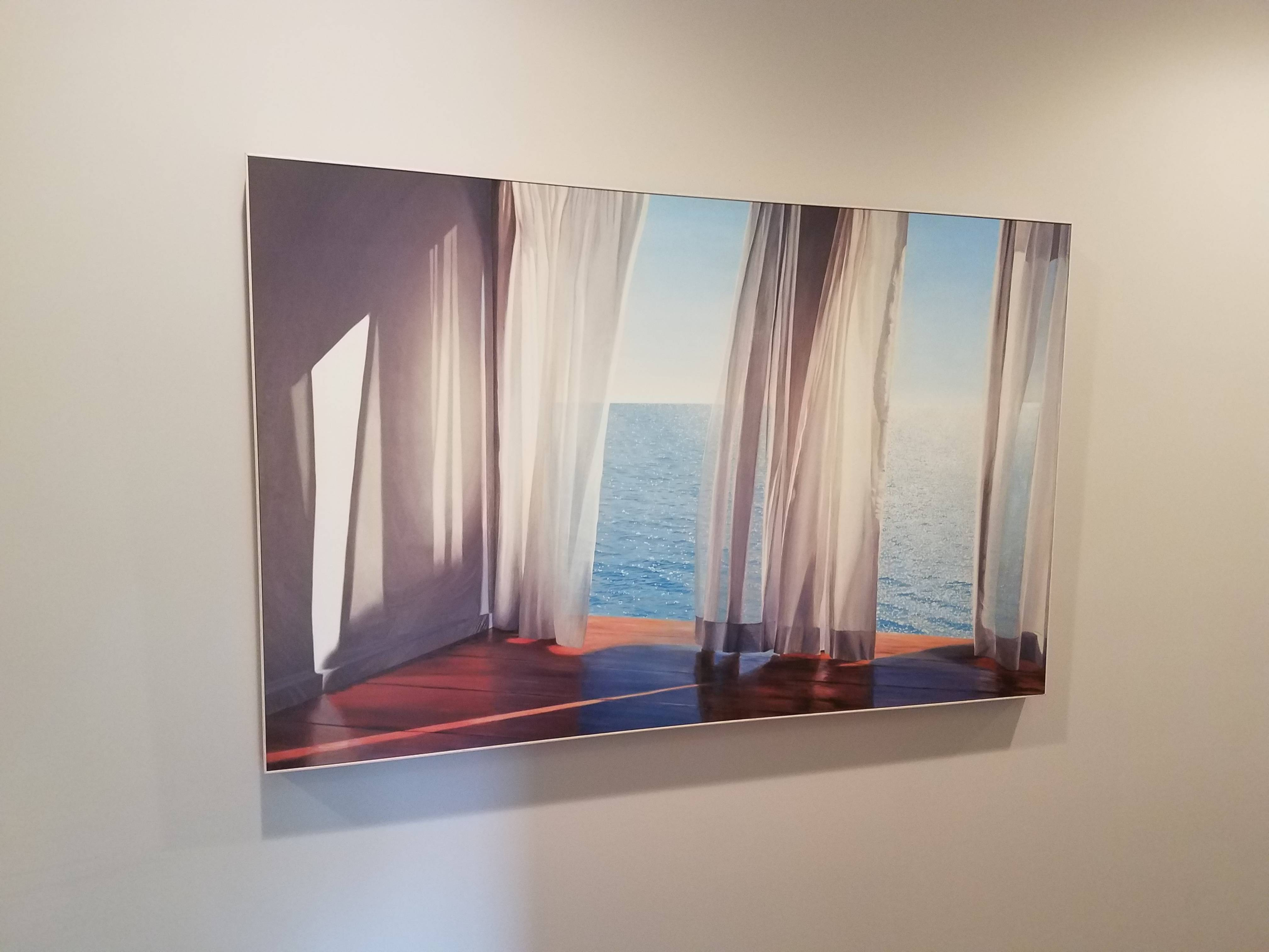 Picture hanging installation in middletown MD