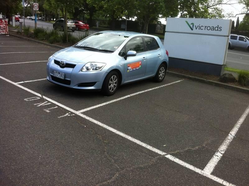 Driving School Burwood East - Toyota Corolla Hatch  -  Automatic Transmission