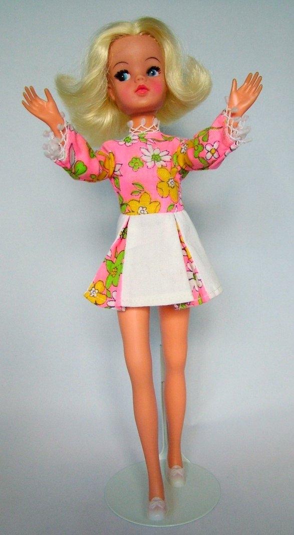 Lovely Lively 1973 dress