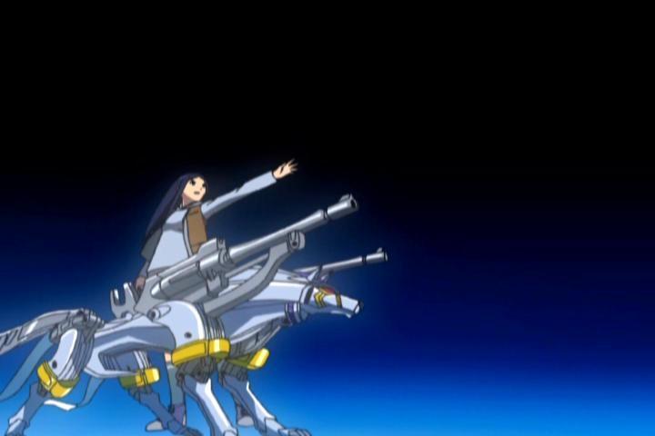 Natsuki and Duran attack!