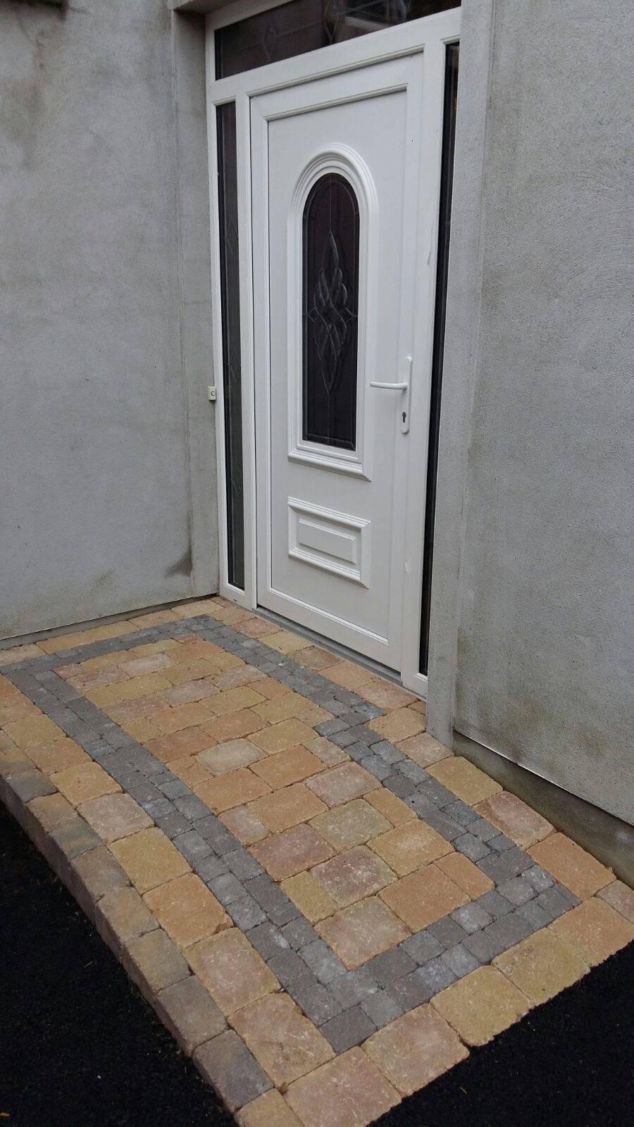 Rear Door With Ramp